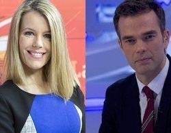 Igor Gómez y Ana Belén Roy, los rostros de la nueva etapa de las tardes del Canal 24 horas