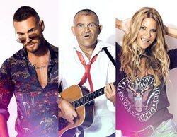 Tony, Koala y Makoke, nuevos nominados de 'GH VIP 6'