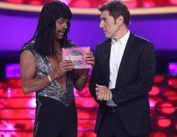 'Tu cara me suena 7': Jordi Coll gana la Gala 7 con su actuación de Rick James