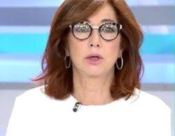 """Ana Rosa Quintana, enfadada porque llamen """"ancianas"""" a mujeres de 60 años: """"Si yo les digo gilipollas, ¿qué?"""""""