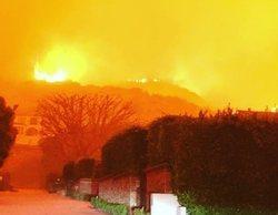 Un incendio en Malibú obliga a celebrities como Lady Gaga, Orlando Bloom y Will Smith a desalojar sus casas