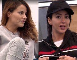 """Aurah Ruiz y Mónica Hoyos protagonizan una fuerte discusión por una gorra en 'GH VIP 6': """"No es tuya, cochina"""""""