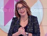 """Toñi Moreno lanza una pullita a Mediaset en Canal Sur: """"Espero que este programa no me lo quiten"""""""