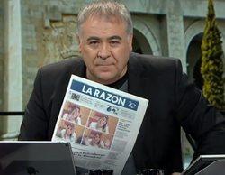 """La respuesta de Ferreras a los Franco en 'Al rojo vivo': """"Fernando VII hizo algo bueno, como Franco, morirse"""""""