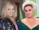 'Sálvame' muestra el cambio de look de Carmen Borrego, recordando a su hermana Terelu
