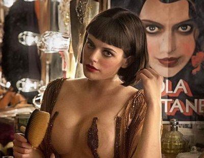 Adriana Torrebejano acusa a Netflix de censurar sus pechos en el cartel de su película
