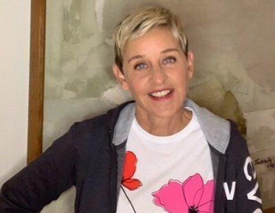 Ellen DeGeneres dona 100.000 dólares al Departamento de Bomberos de Los Ángeles