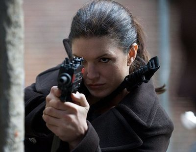 """La luchadora Gina Carano (""""Deadpool"""") se une a 'The Mandalorian'"""