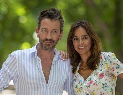 Carmen Alcayde y David Valldeperas darán las campanadas en Telemadrid