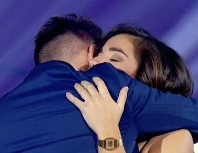 """Así fue la despedida de Carlos Right y Julia en 'OT 2018': """"Te quiero mucho"""""""