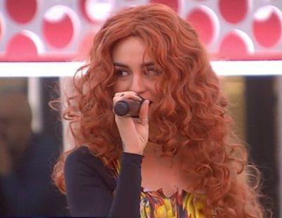 """Natalia y Alba, favoritas con su """"Fuego"""" en el 'Eurochat': ¿Pareja en Eurovisión 2019?"""