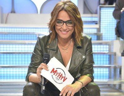 Toñi Moreno cuenta cómo se gestó su cambio a 'MYHYV' y pide trono para personas del mismo sexo