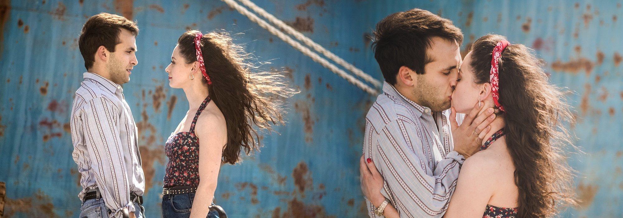 Ricardo Gómez y Elena Rivera analizan su final en 'Cuéntame':