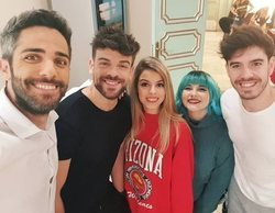'Telepasión 2018' ya se graba con rostros de 'OT 2017', 'Cuéntame cómo pasó' y el resto de éxitos de la cadena