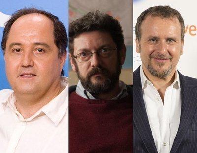 Eduardo Antuña, Manolo Solo y Fernando Cayo se unen al reparto de 'Justo antes de Cristo'