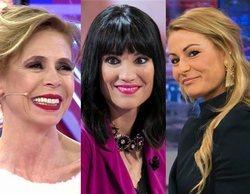 'Viajeras con B': Ágatha Ruiz de la Prada, Lydia Valentín e Irene Villa, protagonistas de la tercera temporada
