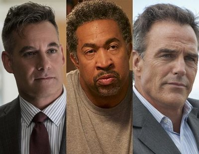 Adrian Pasdar, John Marshall Jones y Richard Burgi se unen al remake de 'Gran Hotel'