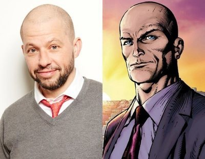 Jon Cryer ('Dos hombres y medio') será Lex Luthor en 'Supergirl'