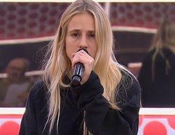 'OT 2018': María destaca con una potente interpretación en un primer pase de la Gala 9 que promete bombazos