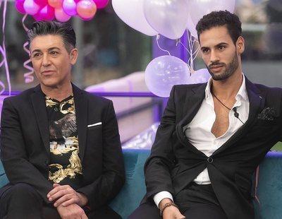 """Ángel Garó confiesa en 'Deluxe' que Asraf Beno """"le hacía ojitos"""" en 'GH VIP 6'"""