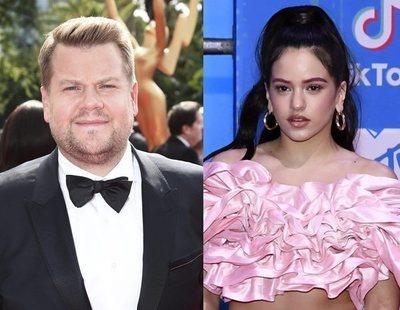 James Corden pide que Rosalía acuda a su programa 'The Late Late Show'