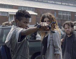 'The Walking Dead': Michonne conduce a los nuevos personajes hasta Hilltop en el 9x07