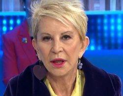 Karmele Marchante reaparece en Antena 3 tras meses desaparecida de la televisión para presentar su libro