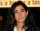 """Alba Flores se ríe de su lapsus con las premieres en 'Late Motiv': """"Esto es 'La resistencia', ¿no?"""""""