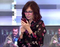 """Ana Rosa Quintana recibe una propuesta del """"estafador del amor"""": """"La llevaría a comer y la cortejaría"""""""