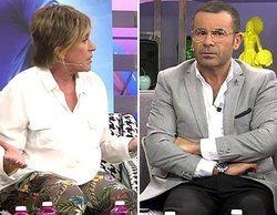 """Jorge Javier estalla contra Chelo en 'Sálvame': """"Eres una de las tías más tramposas que conozco"""""""
