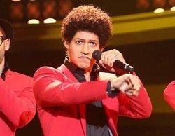 Carlos Baute gana la Gala 9 de 'Tu cara me suena 7' imitando a Bruno Mars