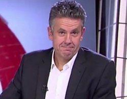 La comentada conexión de Roberto Arce con un corresponsal en 'Noticias Cuatro'