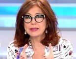 """Ana Rosa Quintana, sobre ser nombrada persona """"non grata"""" en Cataluña: """"Iré siempre que me dé la gana"""""""