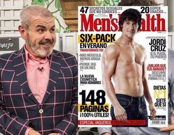 "Lorenzo Caprile, a Jordi Cruz: ""¿Tú sabes que yo tengo tu portada del Men's Health en el espejo del baño?"""