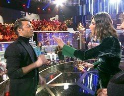 'GH VIP 6': Sandra Barneda expulsa a Hugo Castejón de plató tras una monumental bronca