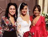 Reencuentro de 'Eurojunior': Blanca, Irune y María Jesús se van de boda 15 años después