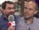 """Antonio Pampliega defiende a Ángel Sastre tras su criticado directo en 'Noticias Cuatro': """"Por favor, cuídate"""""""