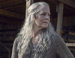 'The Walking Dead' marca su peor mid-season finale con el adiós de la primera parte de la novena temporada