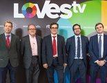 """RTVE, Atresmedia y Mediaset presentan LovesTV: """"Es un hito que nos juntemos mientras competimos en antena"""""""