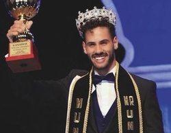 Cazamariposas destapa que Asraf Beno, concursante de 'GH VIP 6', nunca fue Míster Universo