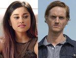 'Stargirl': Yvette Monreal ('The Fosters') y Christopher James Baker ('Ozark') se unen a la primera temporada