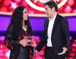 'Tu cara me suena 7': María Villalón gana la Gala 10 y cede su premio a José Corbacho