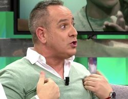 "Belén Esteban enfrenta a Víctor Sandoval y Belén Rodríguez en 'Sálvame': ""¡Eres muy falsa y muy mala persona!"""