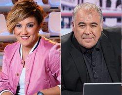'Liarla Pardo': Cristina Pardo y Antonio García Ferreras se reencontrarán en laSexta el 2 de diciembre