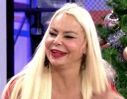 """Leticia Sabater: """"Nací medio muerta, con las rodillas torcidas, los ojos bizcos, el estómago pequeño"""""""