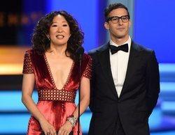 Sandra Oh y Andy Samberg presentarán los Globos de Oro 2019