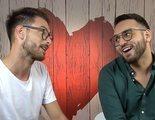 """La tensa despedida de una pareja gay en 'First Dates': """"Nunca podríamos tener nada"""""""