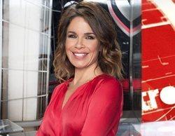Carmen Chaparro desvela lo que esconde tras la mesa de 'Noticias Cuatro'