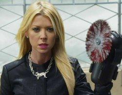Tara Reid exige 100 millones de dólares a Syfy por usar su imagen en tragaperras de 'Sharknado'