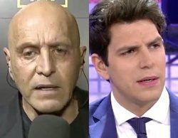 """Kiko Matamoros carga duramente contra su hijo Diego en 'Sábado deluxe': """"Eres vomitivo, sucio y mentiroso"""""""